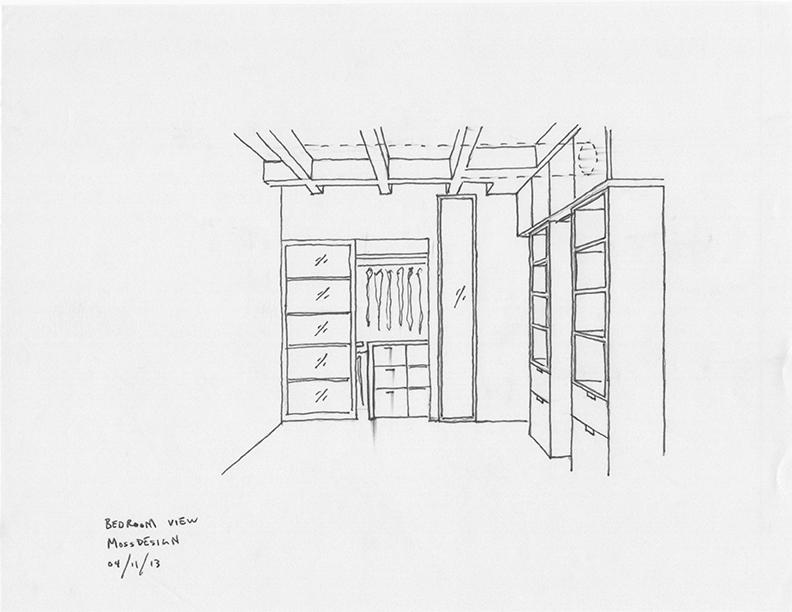 Vic Loft Sketch 04
