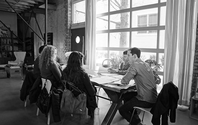 moss design meeting
