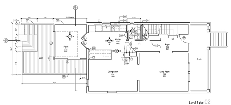 floor plan CAD