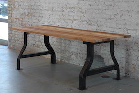 Furniture moss architecture for 100 mile table