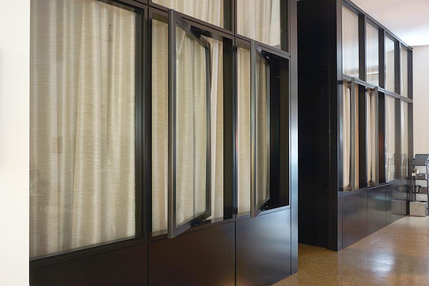 custom window wall