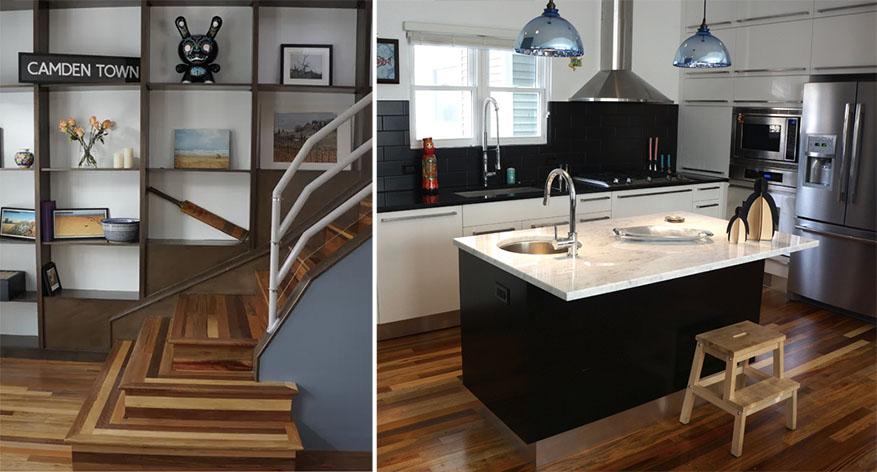 reclaimed wood flooring choices