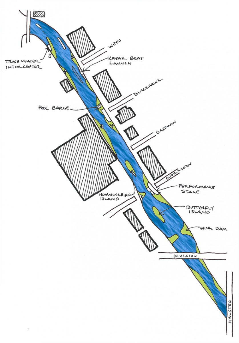full river plan