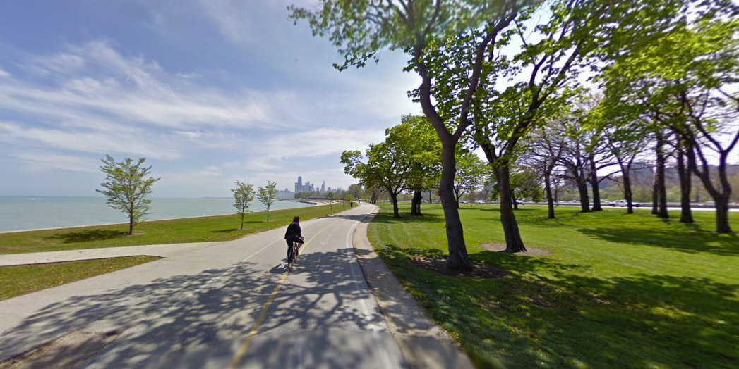 linear parks in chicago and elsewhere