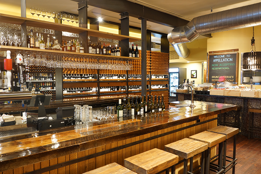 appellation wine bar