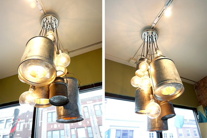 light fixture pair
