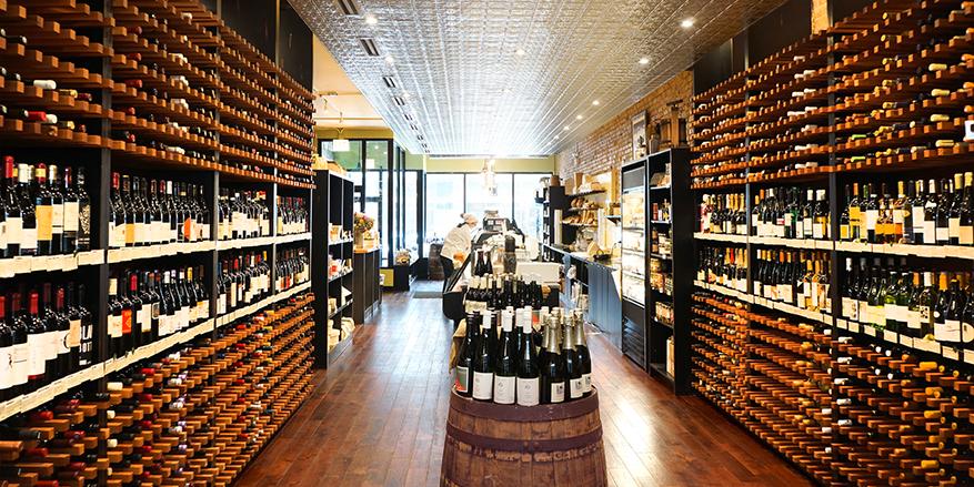 pastoral wine rack retail