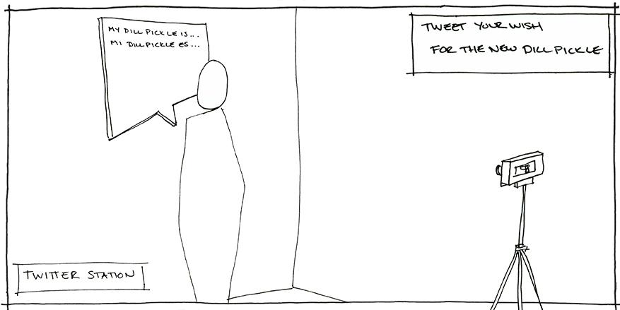 community input twitter station