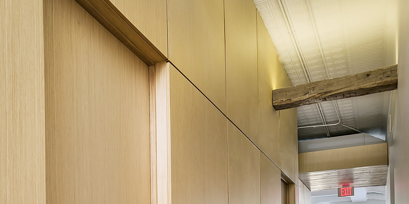 Moss in Detail: Wood Wall Panel Systems | Moss Architecture