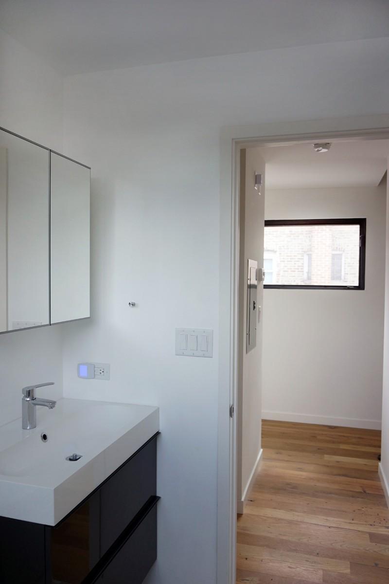 Modern Logan Square Loft Apartment Moss Design