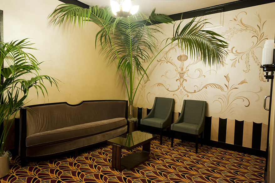 The Design of Local Theaters | The Logan | moss Design