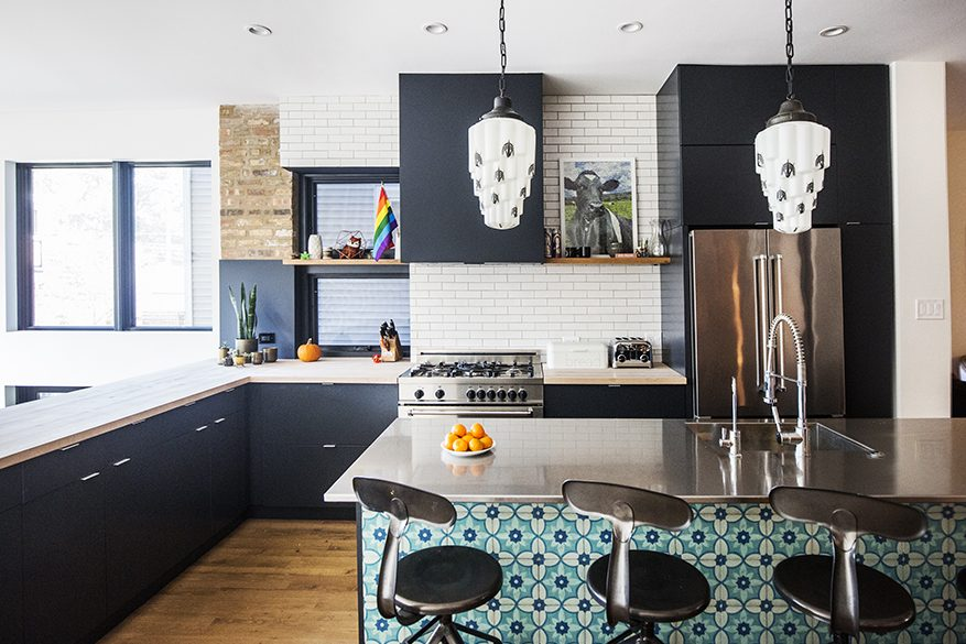 CARMEN HOUSE RENOVATION We Just Wrapped Up This Sustainable Charred Wood  Extension, Which Featured A New Layout, Gorgeous Family Room, Heated Floors  And A ...
